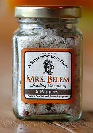 Mrs Belem 5 Peppers